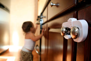 childproofing your home for your child