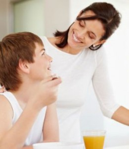 Single Parent And Child Repsect