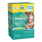 Pampers SoftCare Baby Fresh Wipes