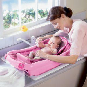 Bathe Your Newborn